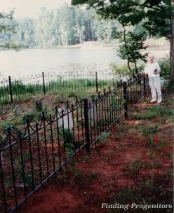 Meetze Cemetery 1996