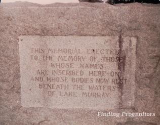 Meetze Memorial Front