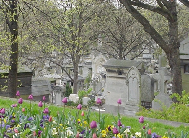 Pere LaChaise, Photo from FindAGrave